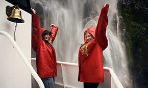 Milford Sound<br/> Nature Cruise