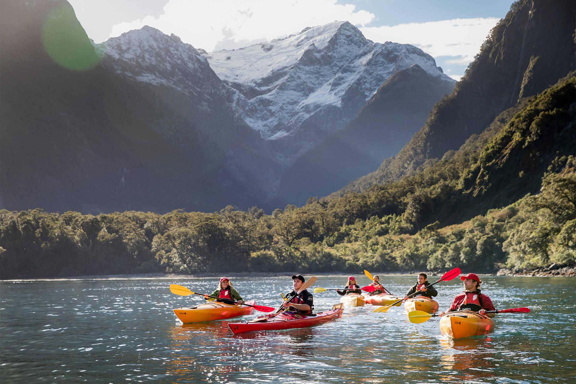 Coach, Cruise & Kayak