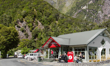 Discover Milford Sound Information Centre & Cafe