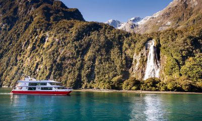 Why a boat cruise is the best way to see Milford Sound