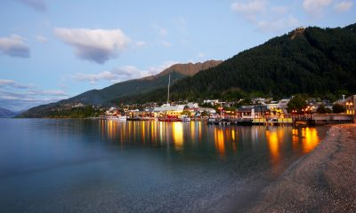 A brief history of Queenstown
