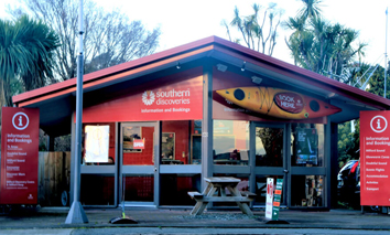 Te Anau Visitor Centre